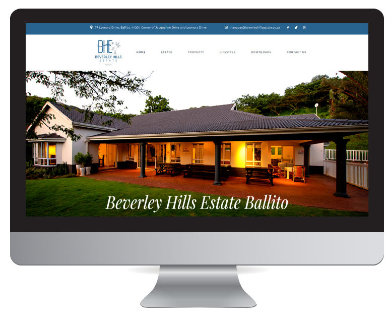 Website Design Durban - Beverley Hills